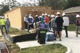 Arya Samaj Greater Houston Donates to Houston Habitat for Humanity