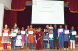 Arya Samaj of Greater Houston and the Consulate General of India Initiate Children's Awareness Project on Sardar Vallabhbhai Patel