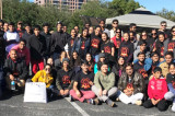 Arya Samaj of Greater Houston Volunteers at Interfaith Ministries Thanksgiving, Meals on Wheels Service