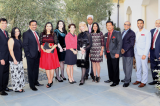 Glitz, Glamour & Philanthropy @ Pratham Holiday Luncheon & Fashion Show!