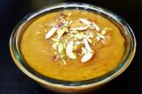 Mama's Punjabi Recipes: Dhuli Moong Di Daal De Aate Da Halwa  (Yellow Moong Daal Flour Halwa)