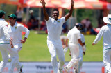 2nd Test: Ngidi six-for seals series for South Africa