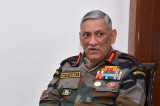 India-China bonhomie has returned to what was prior to Doklam: Gen Bipin Rawat