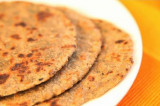 Mama's Punjabi Recipes: Bajre Gur Di Roti (Pearl Millet & Jaggery Flatbread)