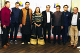 Launch of NTV Houston