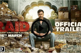 Raid | Official Trailer | Ajay Devgn | Ileana D'Cruz | Raj Kumar Gupta | 16th March