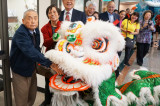 Traditional Chinese New Year Celebration at the Southwestern National Bank
