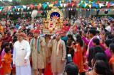Sita Rama Kalyanam Brings Divine Joy to Chinmaya Prabha