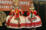 The Spectacular Utsavam at Sri Guruvayurappan Temple, Houston