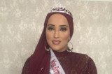Hijab-wearing Muslim competes in Miss England