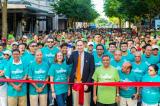 BAPS Charities Hosts Walk Green 2018 in Sugar Land