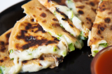 Mama's Punjabi Recipes: Cheese da Parantha (Grated Cheese Parantha)