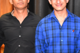 Sharman Joshi Charms Houston, Play Presented By Star Promotions