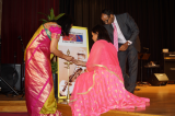 """Bollywood and Beyond"" Thrills with Kavita, Dr. LS and Talented Local Artists"