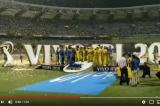 Chennai Super King winning celebration 2018