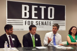 Congressman Beto O'Rourke Meets Asian Leaders for Support vs. Cruz