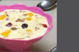 Mama's Punjabi Recipes: Dudh da Custard (Milk Custard)