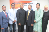 IMAGH's Iftar at Indian Consulate Hailed as a New Tradition
