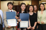 Southwestern National Bank's  Scholarship Awards Ceremony