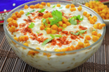 Mama's Punjabi Recipes: Boondi da Raita (Chickpea Drop Yogurt Sauce)