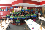 IACAN's Painting Party to Celebrate Cancer Survivors