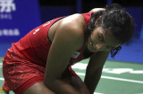 PV Sindhu settles for second successive World Championships silver, loses final to rampaging Carolina Marin