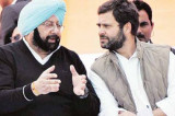 Congress as party not involved in 1984 riots; Rahul Gandhi in school when Blue Star happened: Amarinder Singh