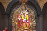 Shirdi Sai Baba Utsava Vigraha and Simhasana Prathistha at Char Dham Temple