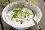 Mama's Punjabi Recipes – Tamater te Piyaaz da Raita   (Tomato & Onion Yogurt Dip)