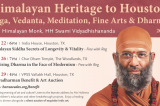 Himalayan Heritage to Houston this September