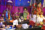 Navratri Celebrations @ The Gauri Siddhivinayak Temple