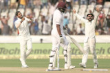 India vs West Indies: Lethal weapon Umesh runs riot