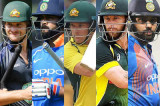 India vs Australia: Top five T20I scores in Australia