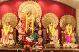 Houston Durga Bari Puja 2018, Bringing Bengal to Space City