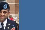 Second Lieutenant Mayur Patel