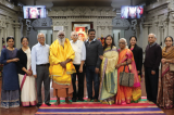 HH Adikalar Urges Funds for Tamil Studies Chair at UH