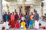 Glorious Pongal Celebrations at Sri Meenakshi Temple