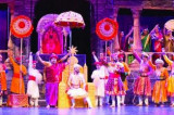 "Houston Maharashtra Mandal's ""Janata Raja"" Enactment on Chhatrapati Shivaji Draws Rave Reviews"