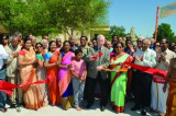 Utsav Parking Lot Inaugurated at Sri MTS