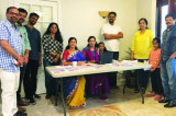 Houston Tamils Participate in Thirukkural Marathon