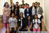 VT Seva Houston Celebrates Earth Day