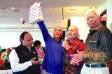 Indian Seniors Celebrate Mother's Day with a Musical Program