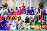 Balavihar Class of 2019 Graduates at Chinmaya Prabha