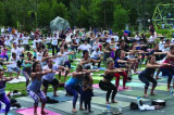 5th International Day of Yoga Events Scheduled throughout Texas
