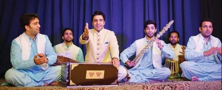 A Tribute to Nusrat by the Homegrown Riyaaz Qawwali Ensemble