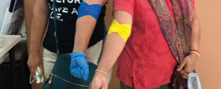 Hindus of Greater Houston Hold Successful Blood Drive at Arya Samaj