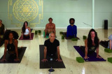 Houstonians Turn Living Rooms into Yoga Studios for 6th International Day of Yoga
