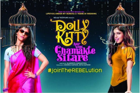 """""""Dolly Kitty Aur Woh Chamakte Sitare"""" Daring Subject of Female Desire"""