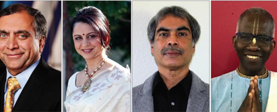 International Panelists Reflect on 50 Years of the Hindu-American Contributions