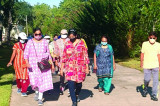 Sri Meenakshi Temple Holds 9th Annual 5k-Walkathon 2020